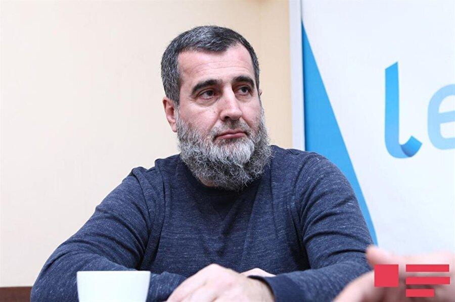 Gamet Süleymanov, Azerbaycan Selefilerinin lideridir.