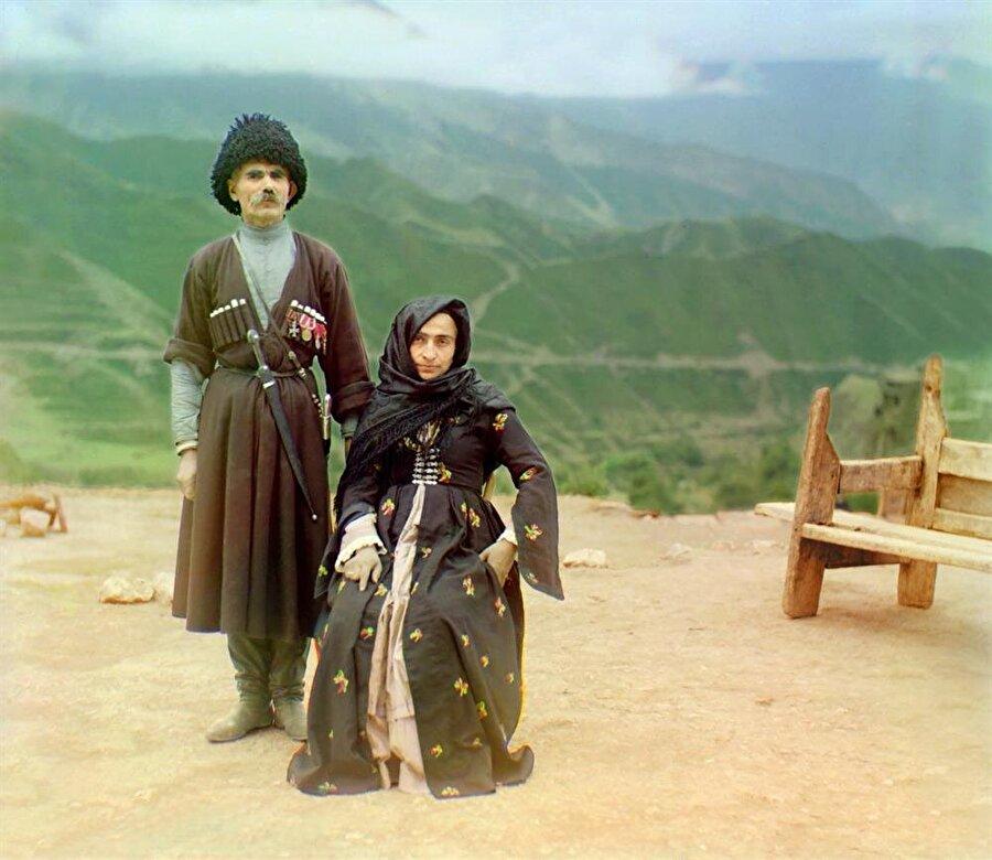 Lezgiler, Azerbaycan'ın kuzeyinde yaşayan etnik azınlık bir halk.