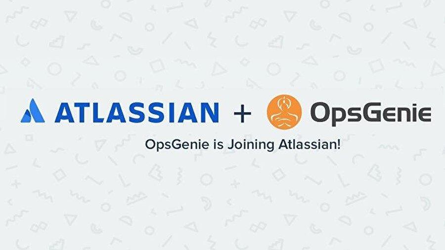 Atlassian, OpsGenie'yi yeni yazılım üretme projelerini hayata geçirmek için değerlendirecek.
