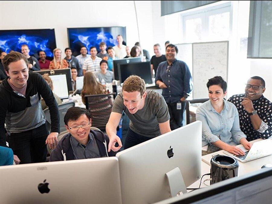 Mark Zuckerberg'in Facebook için ürettiği yeni projeler hızla genişlemeye devam ediyor.