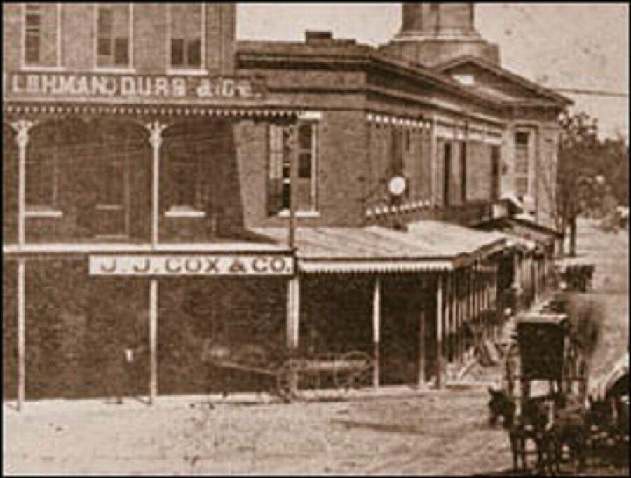 Lehman Brothers - 1874