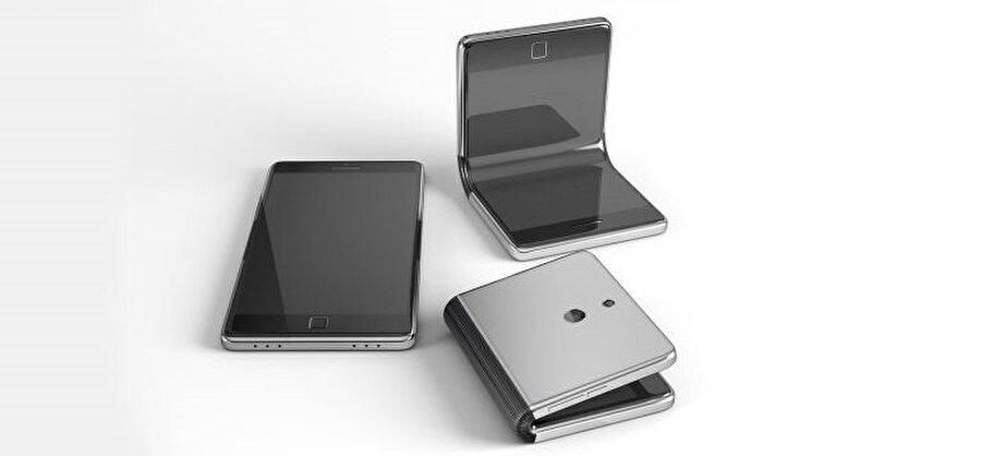 Huawei'nin katlanabilir telefon projesi böylece doğrulanmış oldu.