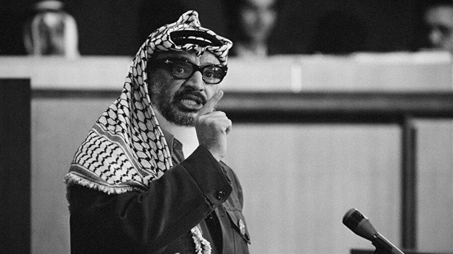 Yaser Arafat liderliğindeki FKÖ'nün merkez karargâhı Beyrut'ta bulunuyordu.