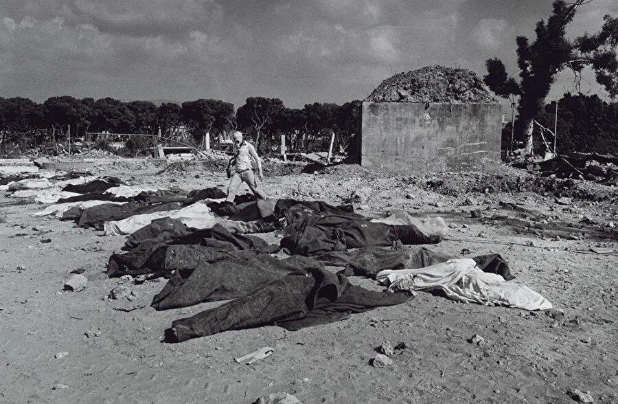 Sabra ve Şatilla kurbanlarının çoğu kadın, çocuk ve yaşlılardı.