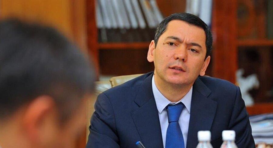 Kırgızistan eski Başbakanı Babanov'un annesi Kürt.