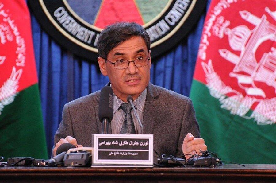 Afganistan Savunma Bakanı Tarık Şah Bahrami