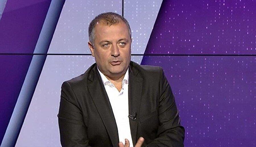 Spor yorumcusu Mehmet Demirkol, Fenerbahçe'de sahanın en iyisinin Hasan Ali Kaldırım olduğunu belirtti.