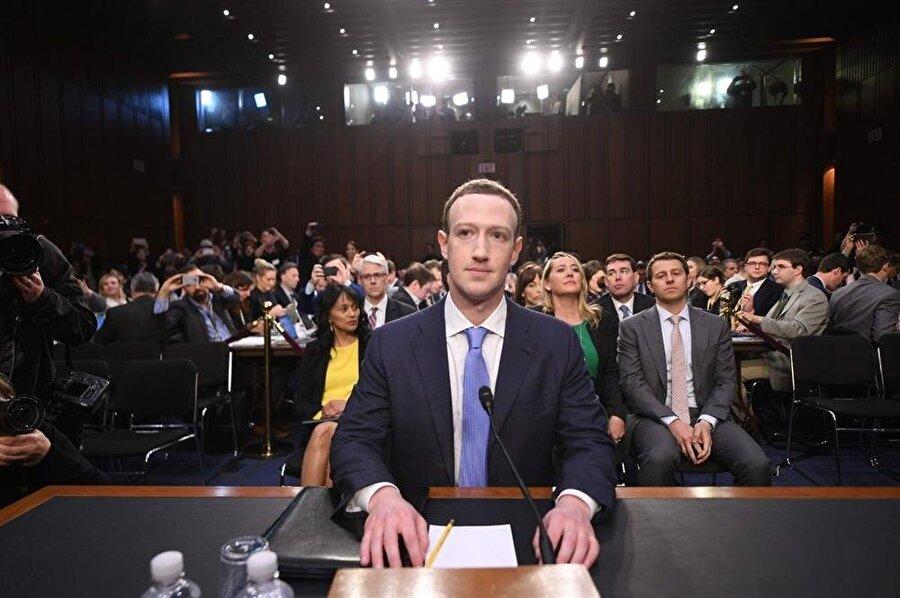 Cambridge Analytica skandalı ve Mark Zuckerberg'in mahkeme süreçleri kamuoyunu uzun bir süre boyunca meşgul etmişti.