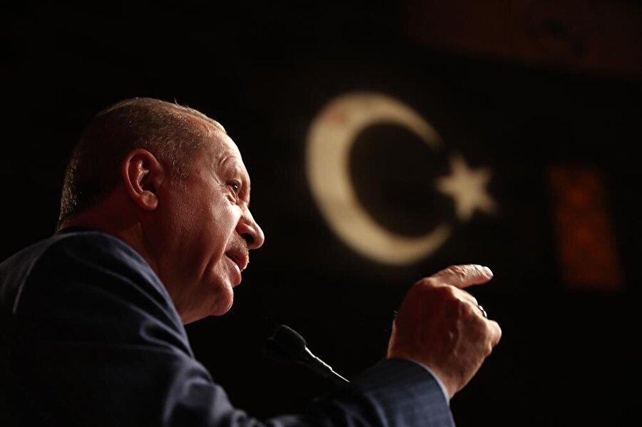 Cumhurbaşkanı Recep Tayyip Erdoğan gerçekleştirdiği konuşmada döviz ile kira talep edenlerin şikayet edilmesi konusunda perakendecileri uyarmıştı.