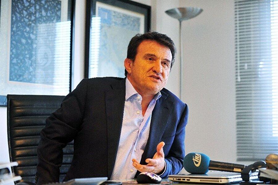 AYMD Başkanı Hulusi Belgü açıklamalarda bulundu.