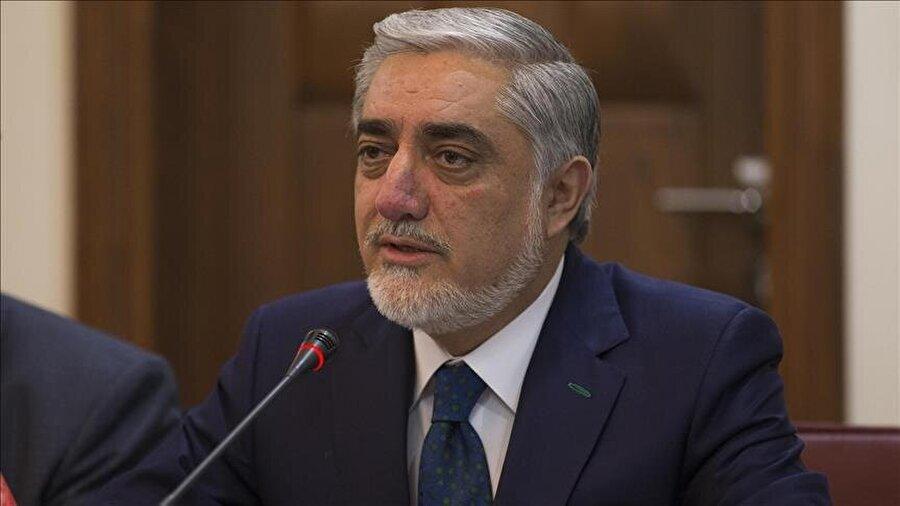 Afganistan İcra Kurulu Başkanı Abdullah Abdullah