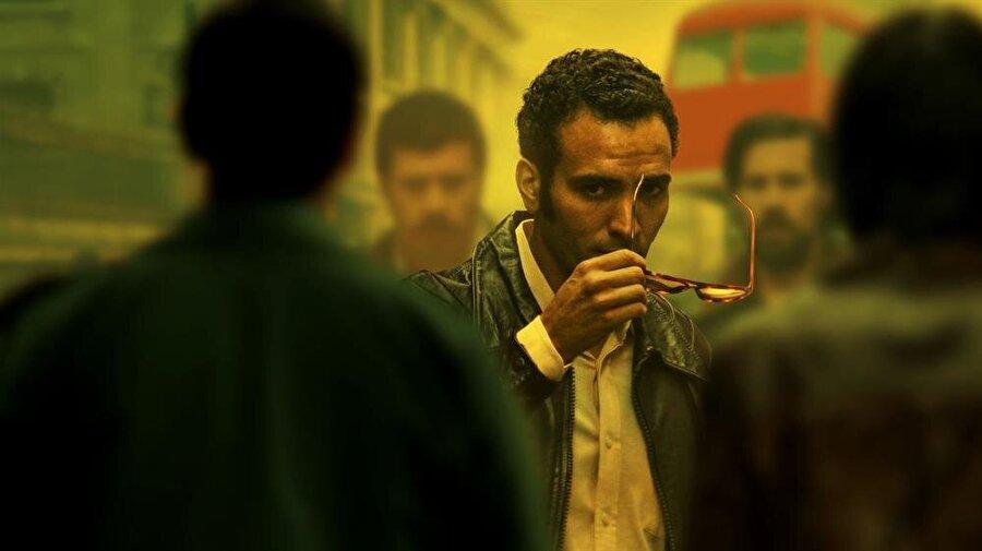 """Netflix'te yayınlanan """"The Angel"""" filmi, Eşref Mervan'ın İsrail'e çalıştığı tezini işliyor."""