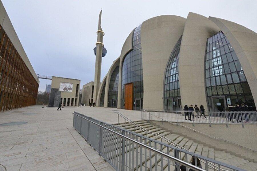 Camii'nin açılışını Başkan Recep Tayyip Erdoğan gerçekleştirecek