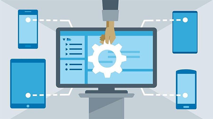 Cross-platform desteği, bir sistem ya da eklentinin birden fazla cihazda aynı anda aktif olabilmesi anlamına geliyor.