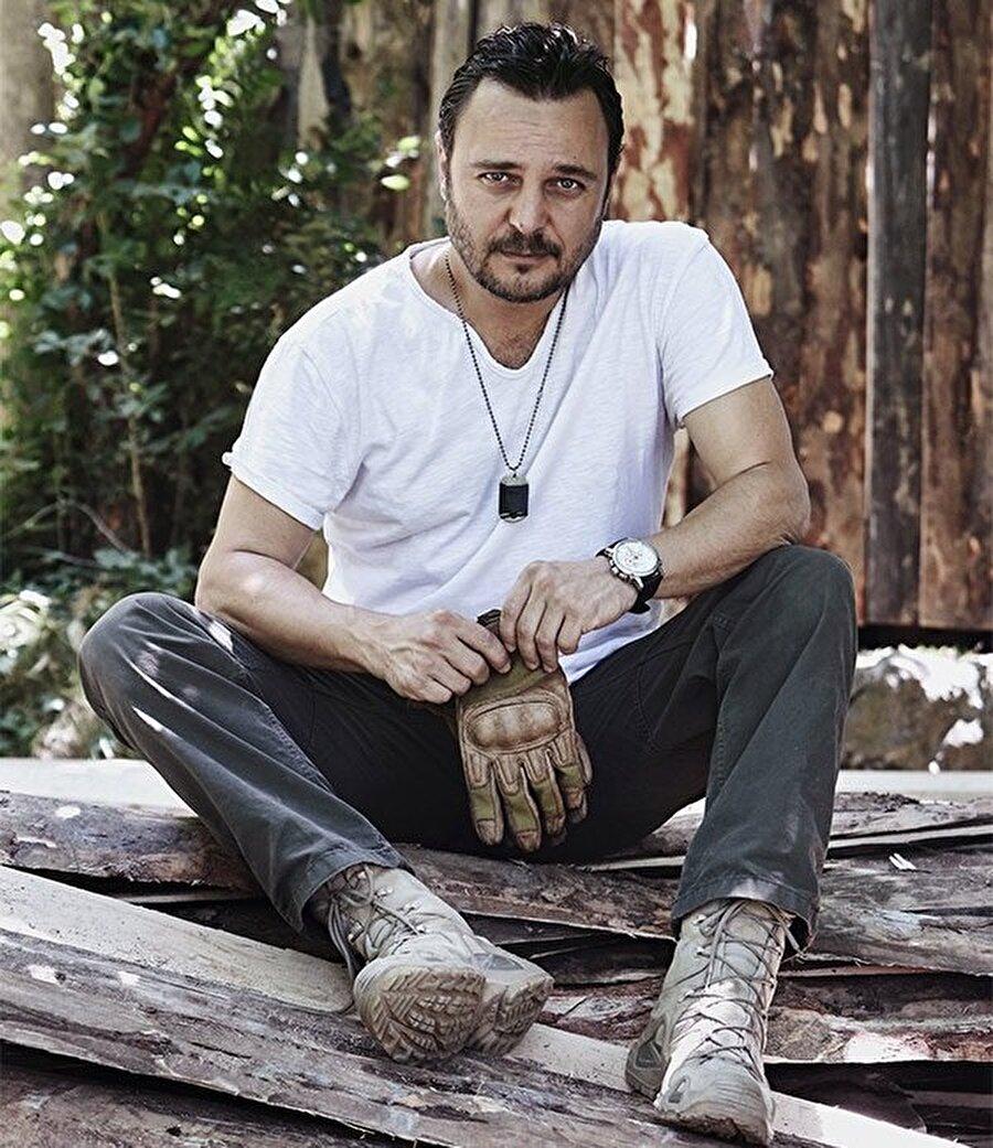 Ogün Kaptanoğlu, Hababam Sınıfı Merhaba filmiyle dikkat çekmeye başlamıştı