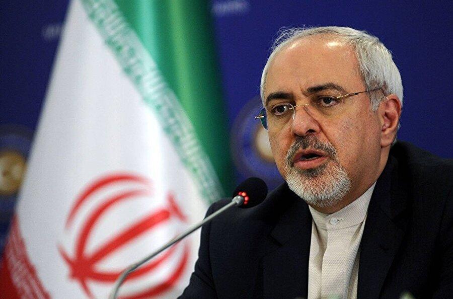 İran Dışişleri Bakanı Muhammed Cevad Zarif.
