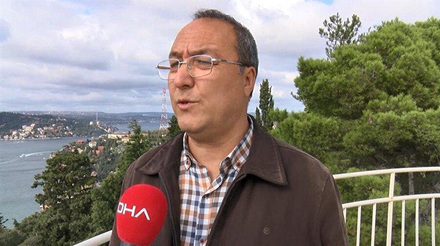 """Boğaziçi Üniversitesi Kandilli Rasathanesi Meteoroloji Laboratuvarı Başkanı Adil Tek, beklenen tropik fırtına için, """"İstanbul için büyük bir risk gözükmüyor. Daha çok Güney Ege ve Antalya'nın batısında görülecek"""" ifadelerini kullandı."""