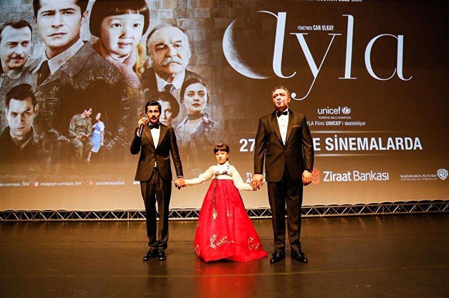2017 çıkışlı Türkiye ve Güney Kore ortak yapımı Ayla filmi gişede büyük başarı elde etti.