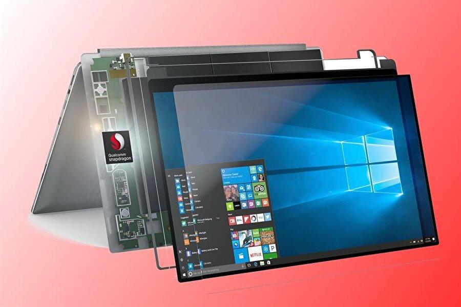 Mobil teknolojilere ek olarak Windows cihazlar için de çalışabilir hale gelen Snapdragon işlemci setleri, Intel için 'tehdit' oluşturmaya devam ediyor.