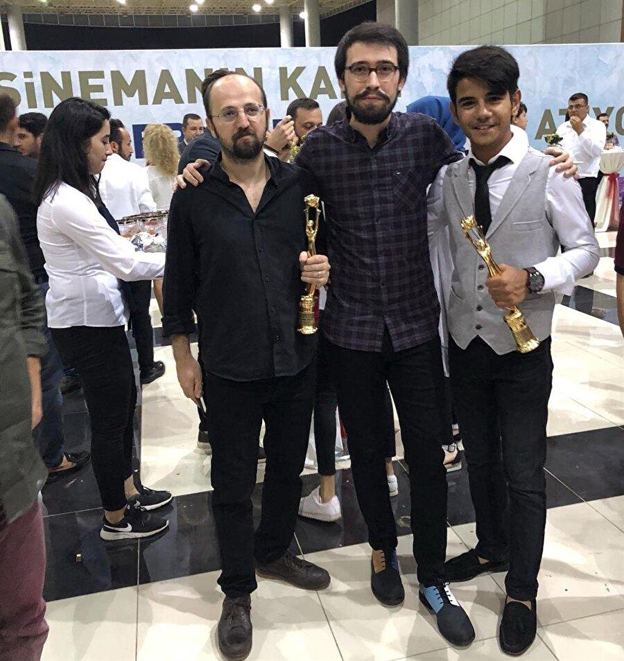 Naim Kanat, Osman Nail Doğan, Seyit Nizam Yılmaz