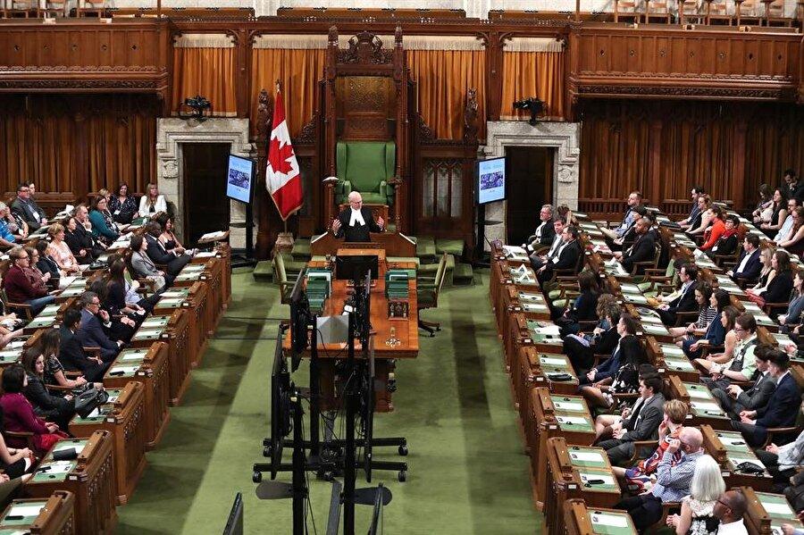 Kanada Parlamentosu, kararı oybirliğiyle aldı.