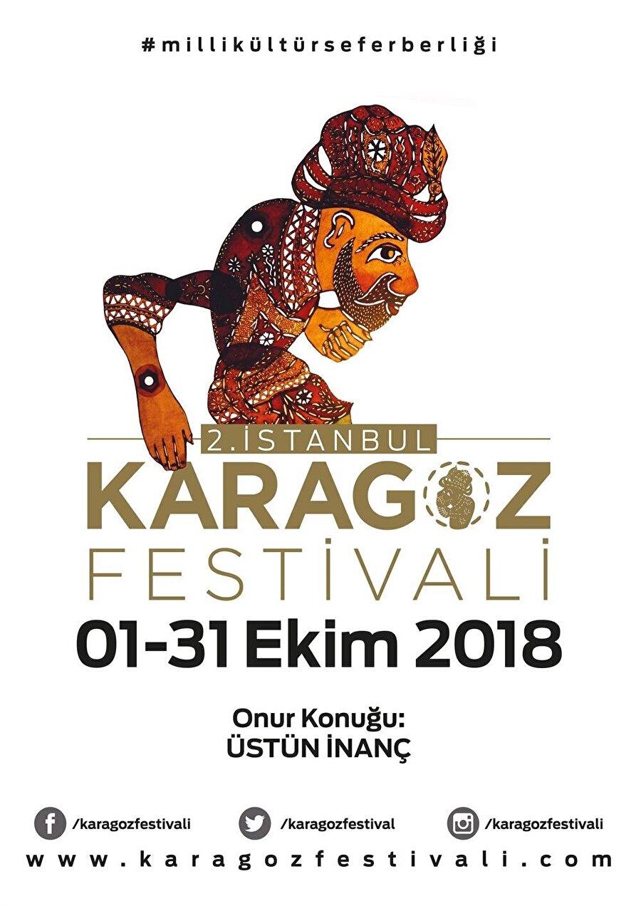 2. İstanbul Karagöz Festivali, 31 Ekim'e kadar devam edecek