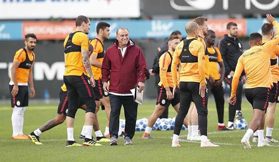 Galatasaray, Porto maçının hazırlıklarını bugün yaptığı son idmanla tamamladı.