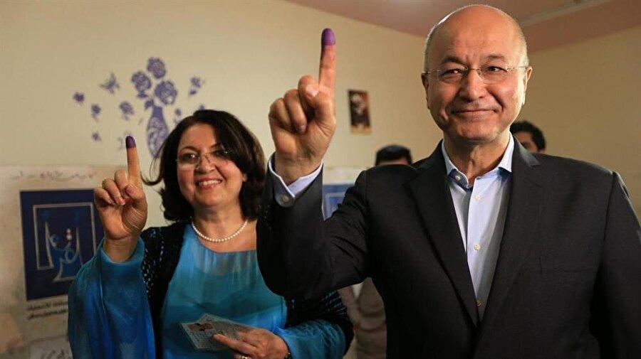 Berham Salih, Irak Kürt Bölgesel Yönetimi'nin eski başbakanı.