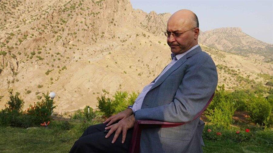 Uzun yıllar ABD'de yaşayan Salih, Amerikan yönetiminin desteğine sahip.