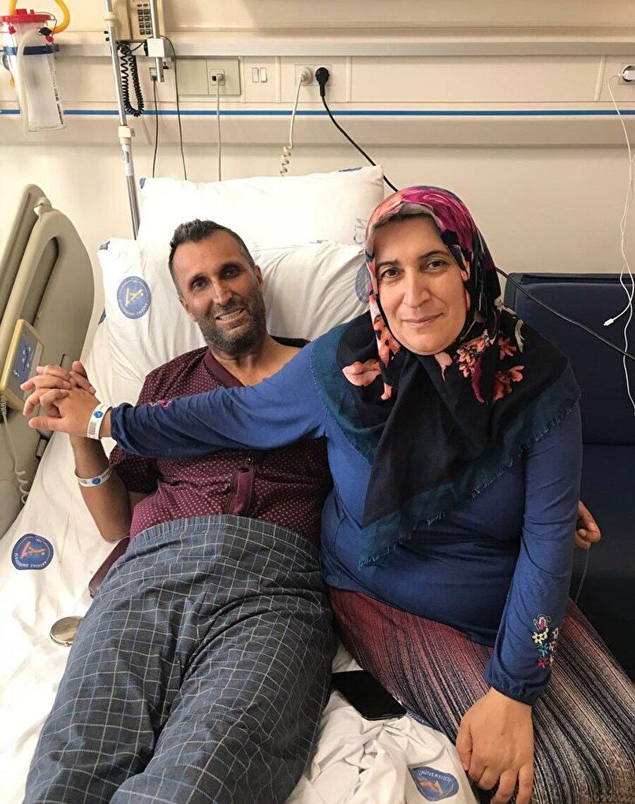 Nakil sonrası tekrar sağlıklı hayatına dönen Metin Polat, organ bağışının önemine vurgu yaptı.