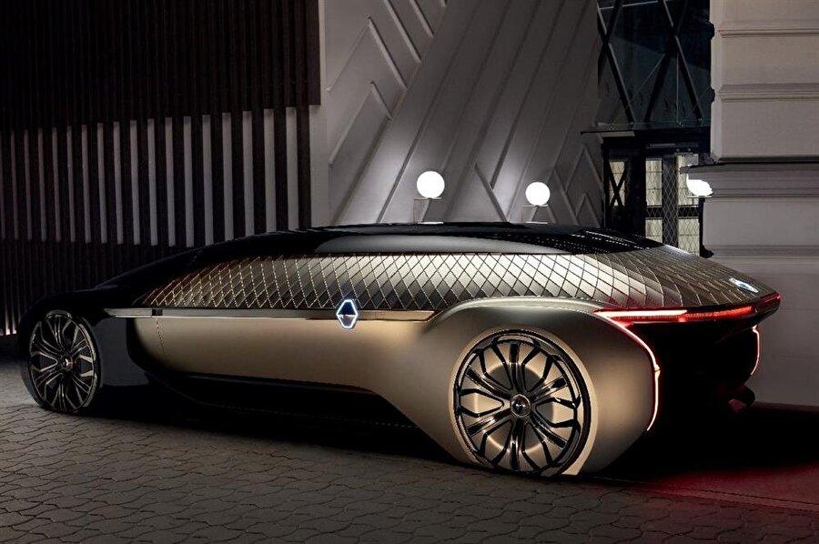 Renault EZ-ULTIMO, şık ve özgün tasarımıyla ilgi çekiyor.
