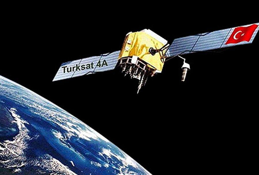 Türksat 4A uydusu, Türkiye'nin uzay çalışmalarının temelini oluşturuyor.