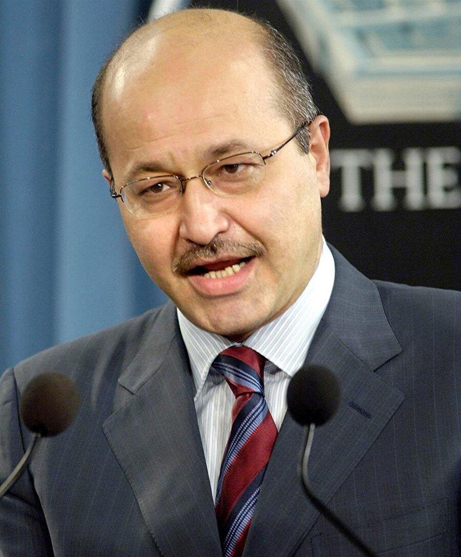 Abdülmehdi'yi, Irak'ın yeni Cumhurbaşkanı olan Berham Salih atadı.