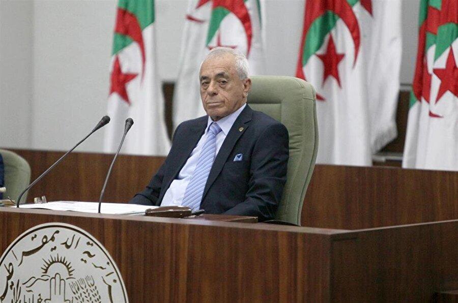 Cezayir Meclis Başkanı Said Buhacce, son günlerde tartışmaların odağındaki isim.