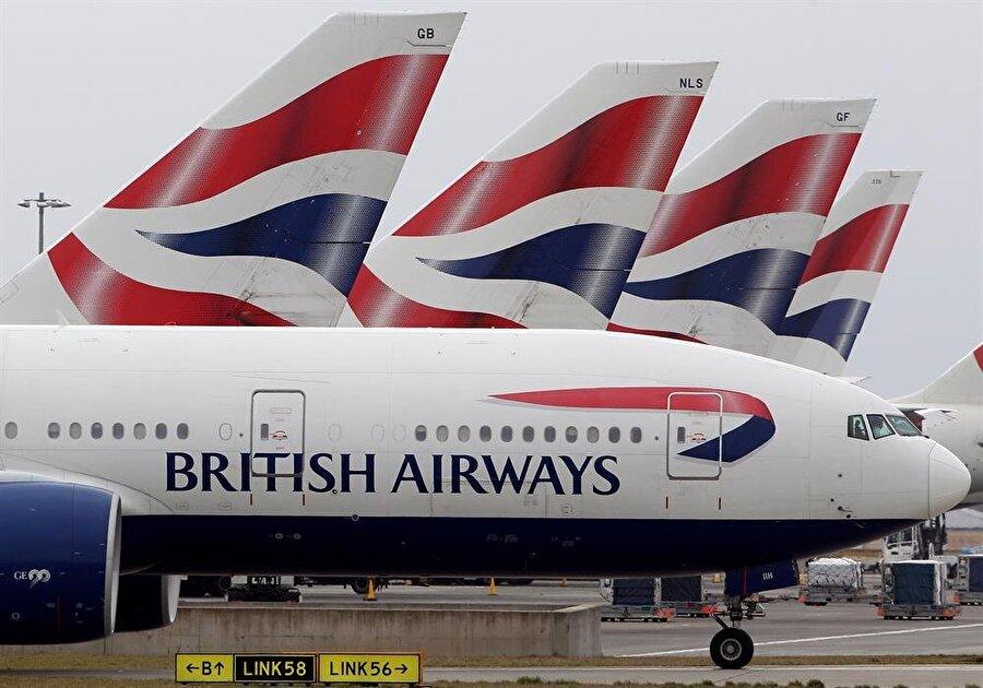 British Airways, 1 milyar dolar gelir elde ettiği New York-Londra hattıyla en fazla kazanan hat oldu.