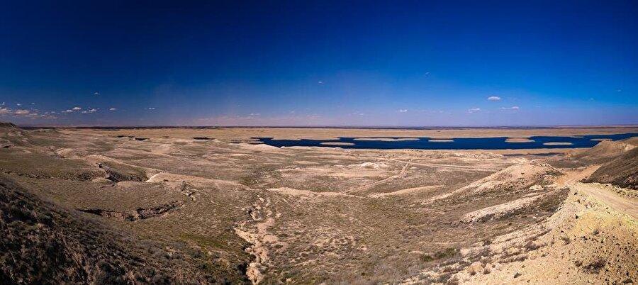 Aral gölünün her geçen gün tamamen kayboluyor olması, gölün çevresinde yaşayan insanları da etkiledi.