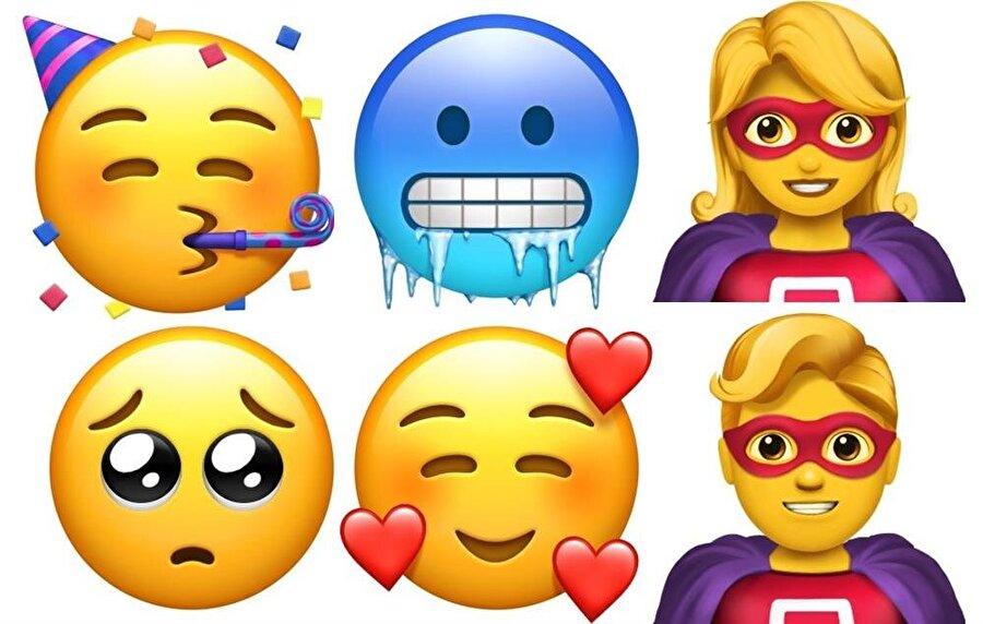 Çeşitlendirilen emojiler kullanıcılar için büyük önem taşıyor. Böylece duyguları ifade ederken çok daha fazla emoji kullanımı söz konusu olabiliyor. Yeni emojilerde de bunun etkisi görülebiliyor. Zira yukarıdaki emojiler aslında bir önceki emojilerin çok daha gelişmiş versiyonları olarak karşımıza çıkıyor.