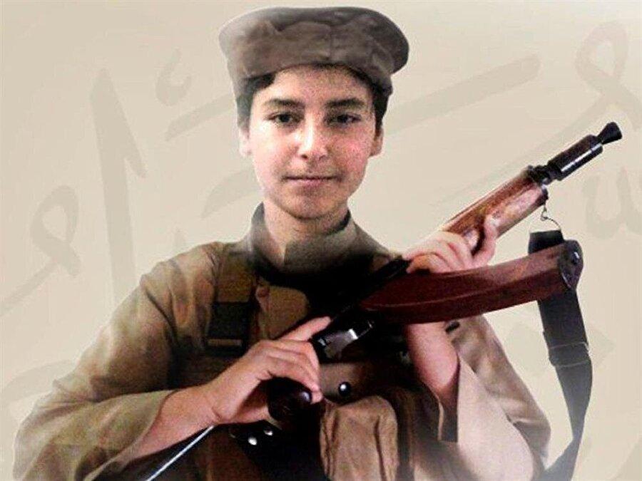 Huzeyfe Bağdadi, öldürülmeden önce...