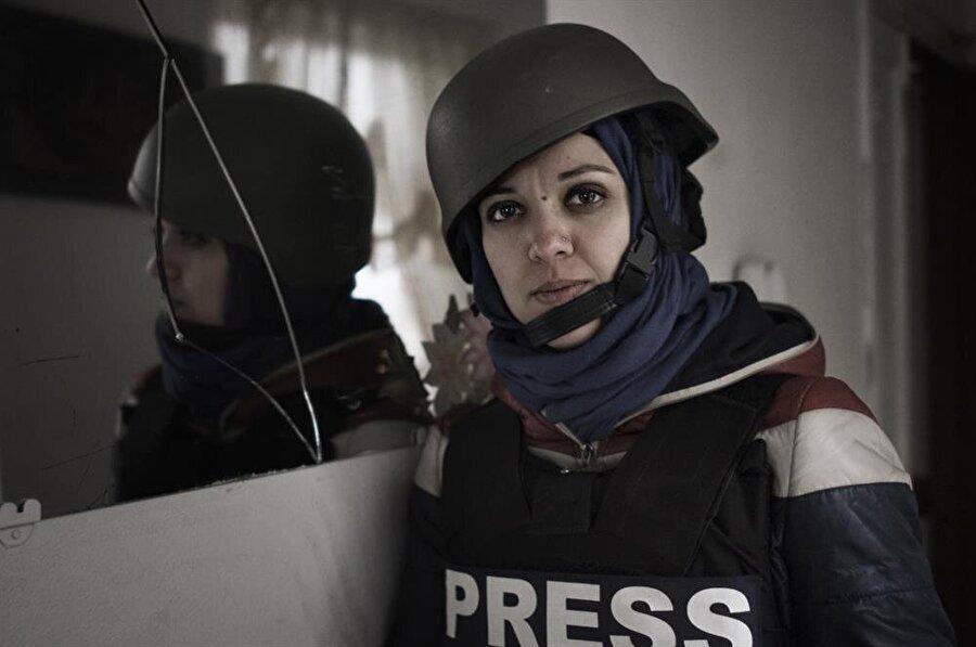 İtalyan gazeteci Francesca Borri
