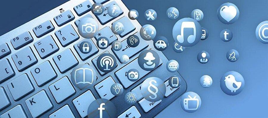 İnternet üzerinden veri harcayan çok sayıda uygulama, çeşitli büyüklüklerle internet pastasından pay almaya devam ediyor.