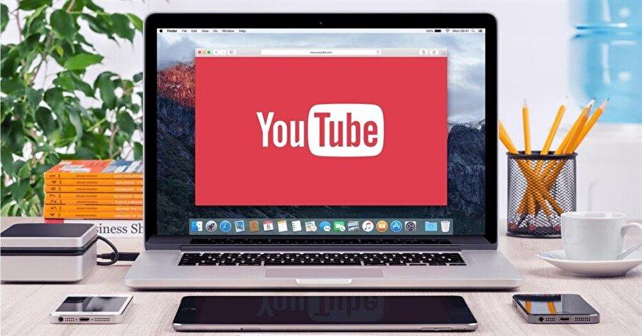 YouTube, dünya üzerinde kullanımda olan tüm internetin yüzde 11,4'ünü tek başına tüketiyor.