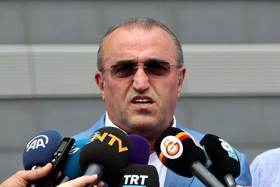 Abdurrahim Albayrak, basın mensuplarının sorularını yanıtladı.