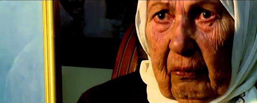 Kerim Yunus'un annesi Sabiha Yunus, bugün 84 yaşında.