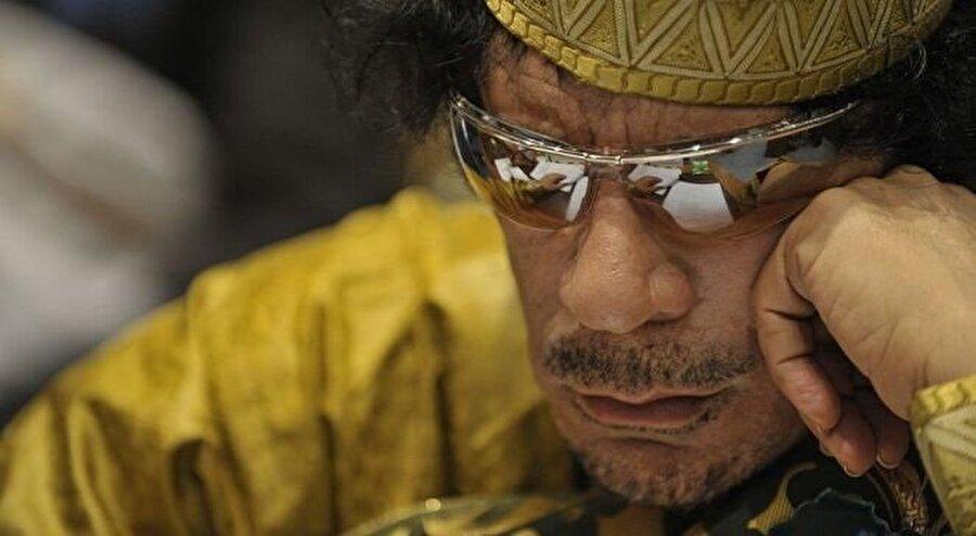 Libya'yı 42 yıl yöneten Kaddafi, 2011'de linç edilerek öldürüldü.