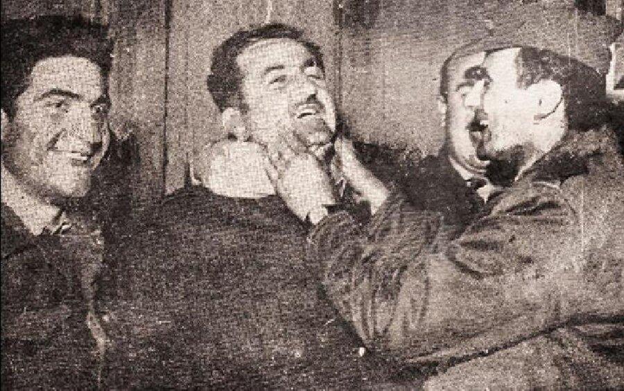 Suriye Ordusu içinde görev alan Salim Hatum (solda) ve Talal Ebu Asali'nin darbeye girişmeleri Dürzîlerin devlet organlarından tasfiyesine neden olmuştur.