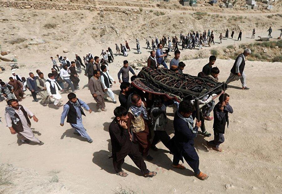 Bu sene Afganistan'da ölen sivillerin sayısı geçen senin çok üzerinde.