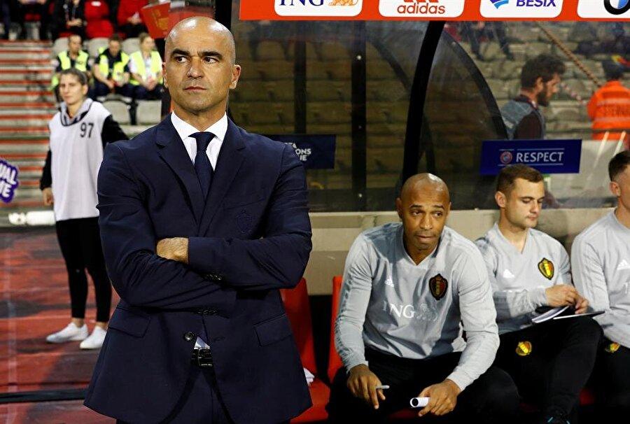 Fransa Milli Takımı'nın eski futbolcusu Henry, 2018 Rusya Dünya Kupası'nda Belçika Milli Takımı'nda Robeto Martinez'in yardımcı antrenörlüğünü görevini yürüttü.