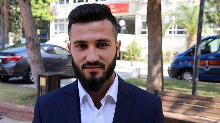 İmamın oğlu Mehmet Özbay babasının o gün Aydın'da olmadığını söyledi.n