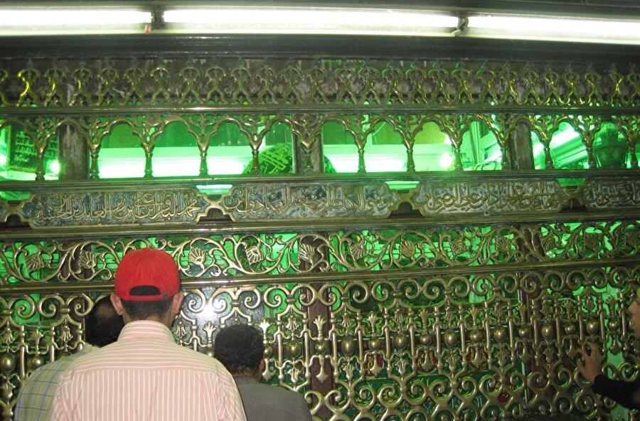 Ahmed el-Bedevî'nin Tanta'daki kabri.