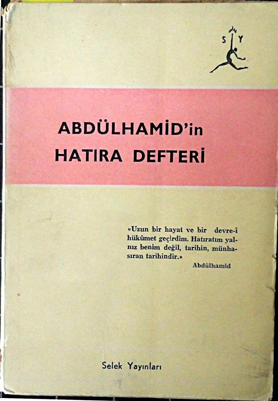 Selek Yayınları'ndan çıkan kitap.